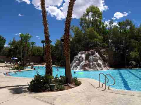CasaBlanca Resort Pool