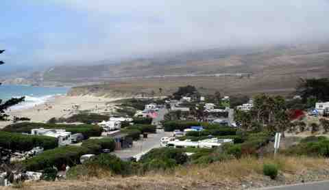 Jalama Beach County Park