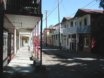 Downtown Locke
