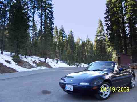 Mazda Miata STO