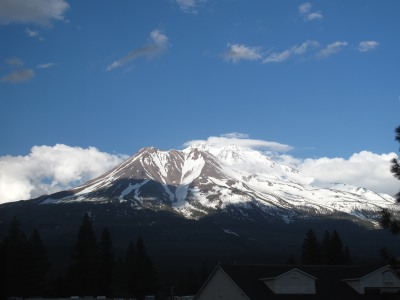 Mt. Shasta Blue Ski