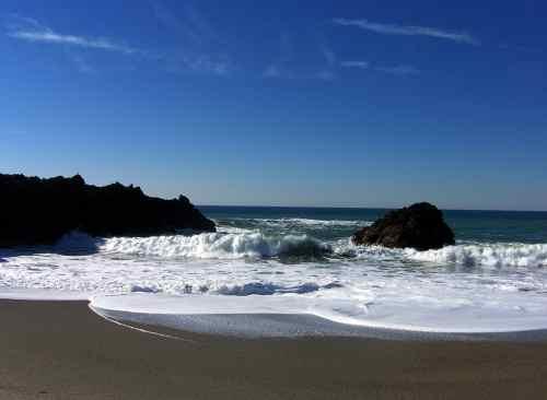 Wright's Beach Surf