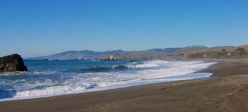 California beaches have some of the best destinations in for Best northern california beaches